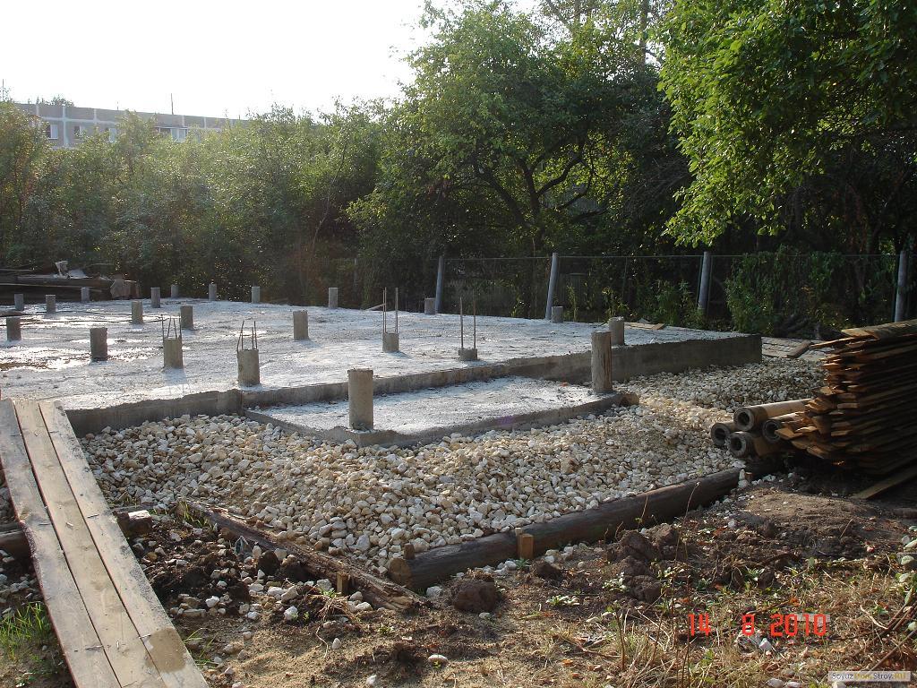 Сколько стоит фундамент под деревянный дом Одинцовский район